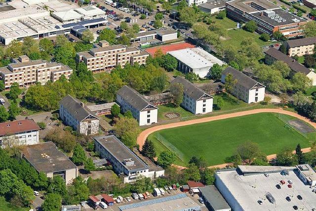 Zu wenige Flüchtlinge: LEA in Freiburg zieht später um