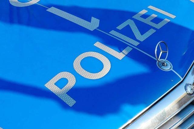 Am frühen Morgen: Unfall mit Fahrerflucht in Lörrach