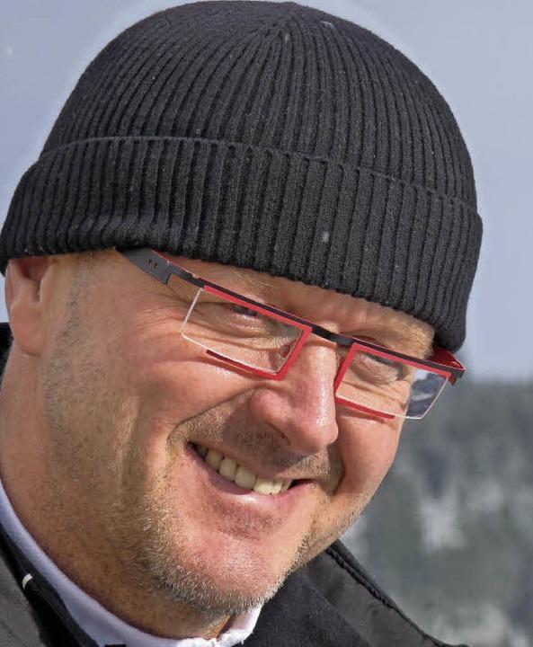 """Rolf Schilli setzt vor der deutschen J... auf """"relaxtes Training"""".     Foto: bachmann"""