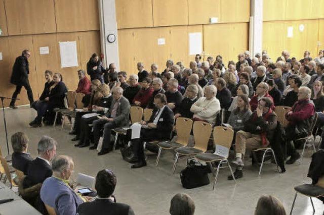 Städtische Bürgerinfo zur Bebauung Altenberg