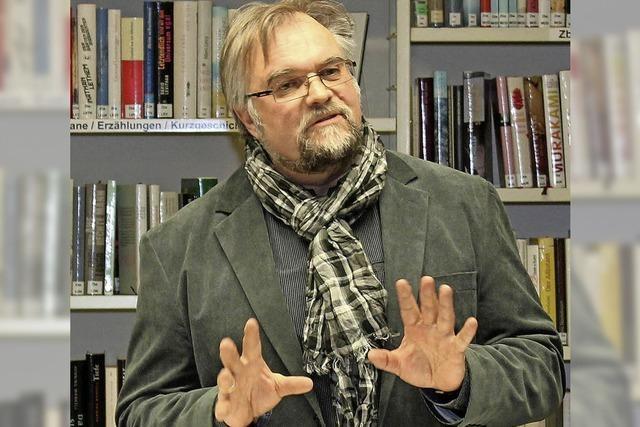 Ein Pfarrer auf des Theologen Spur