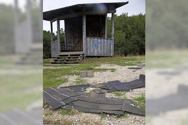 Für Dorfgemeinschaftshaus und ÖPNV, gegen Vandalismus