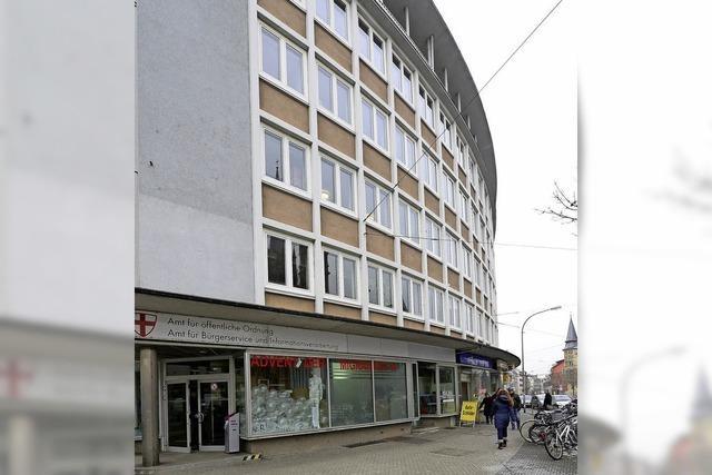 Am Dienstag soll der Gemeinderat die Vergabe der Basler Straße 2 beschließen