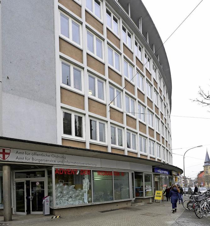 Objekt der Begierde: das Gebäude Basler Straße 2  | Foto: I. Schneider
