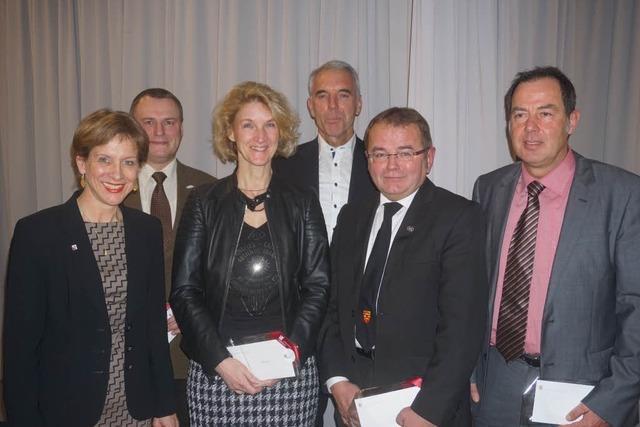 1250 Jahre in Lörrach: Fünf Gemeinden starten ins Festjahr