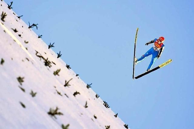 Der Freiburger Manuel Faißt kann den Sprung zur Nordischen Ski-WM schaffen