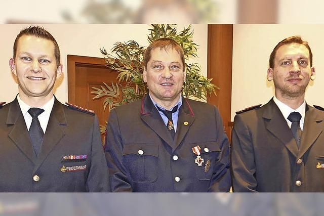 16 Arbeitstage für die Feuerwehr
