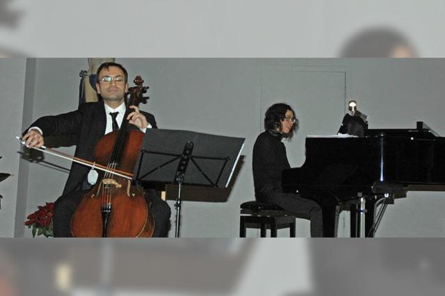 Duo Piancello interpretiert