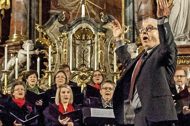 Beim Kirchenchor endet eine Ära