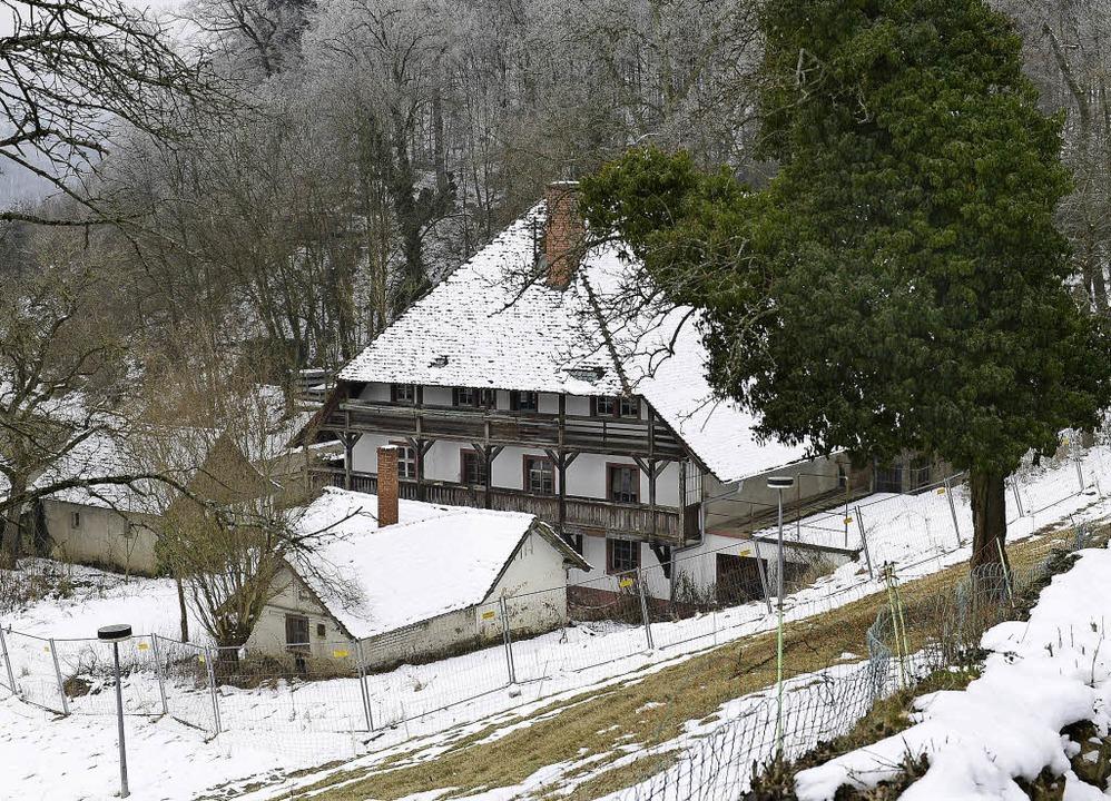 Der Meierhof der Kartaus  | Foto: Ingo Schneider