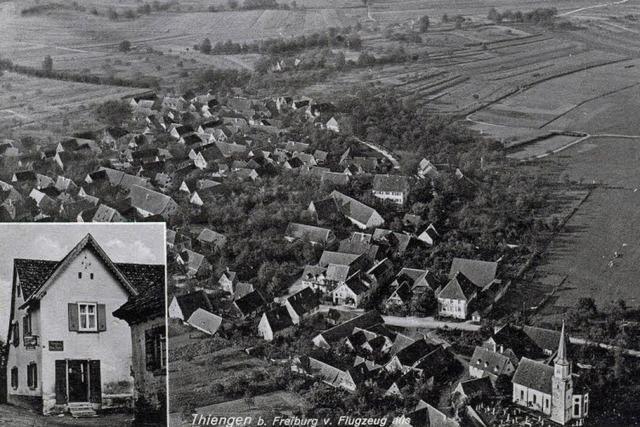 Wie Tiengen vom Dorf zum Stadtteil wurde