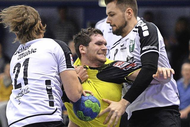 Torhungrige SG-Handballer