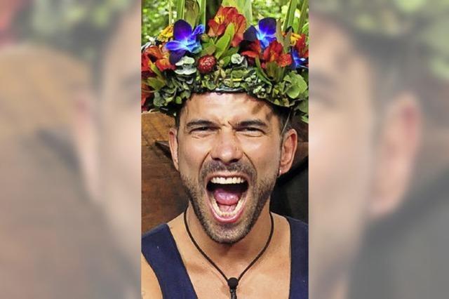 Marc Terenzi ist Dschungelkönig