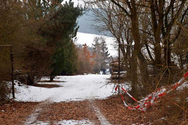 Sechs Tote in Gartenlaube gefunden, Hintergrund unklar