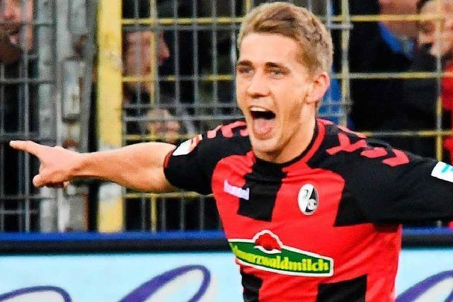 Reife Leistung: SC Freiburg schlägt Hertha BSC Berlin letztlich verdient mit 2:1