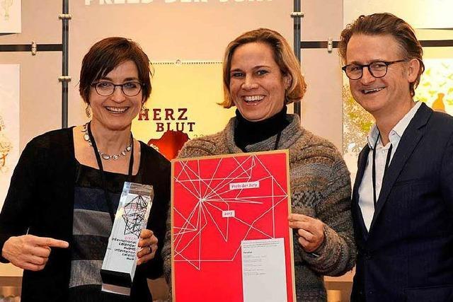 Lörracher Designagentur und Maulburger Druckerei sehr erfolgreich