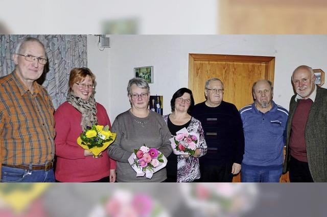 Ortsgruppe hofft auf Verstärkung