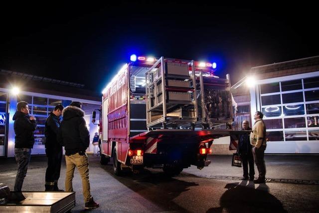 Seelbacher Feuerwehr-Chef kritisiert Respektlosigkeit