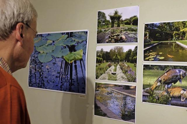 Fotografien eröffnen einen ganz neuen Blick in Gärten