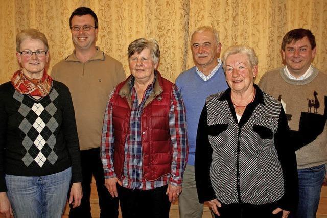 50 Jahre im Hausener Chor