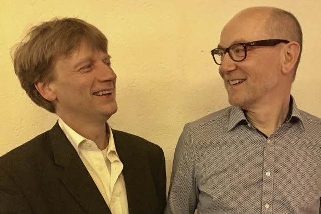 Markus Riegger ist neuer Vorsitzender im Musikverein