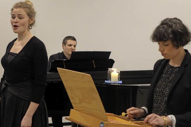 Erstes Konzert im neuen Bonifatiushaus in Lörrach