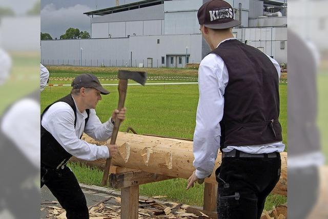 Die nächsten Holztage 2018 in Breitnau