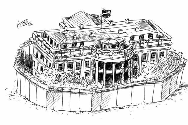 Trumps Abschottungspolitik
