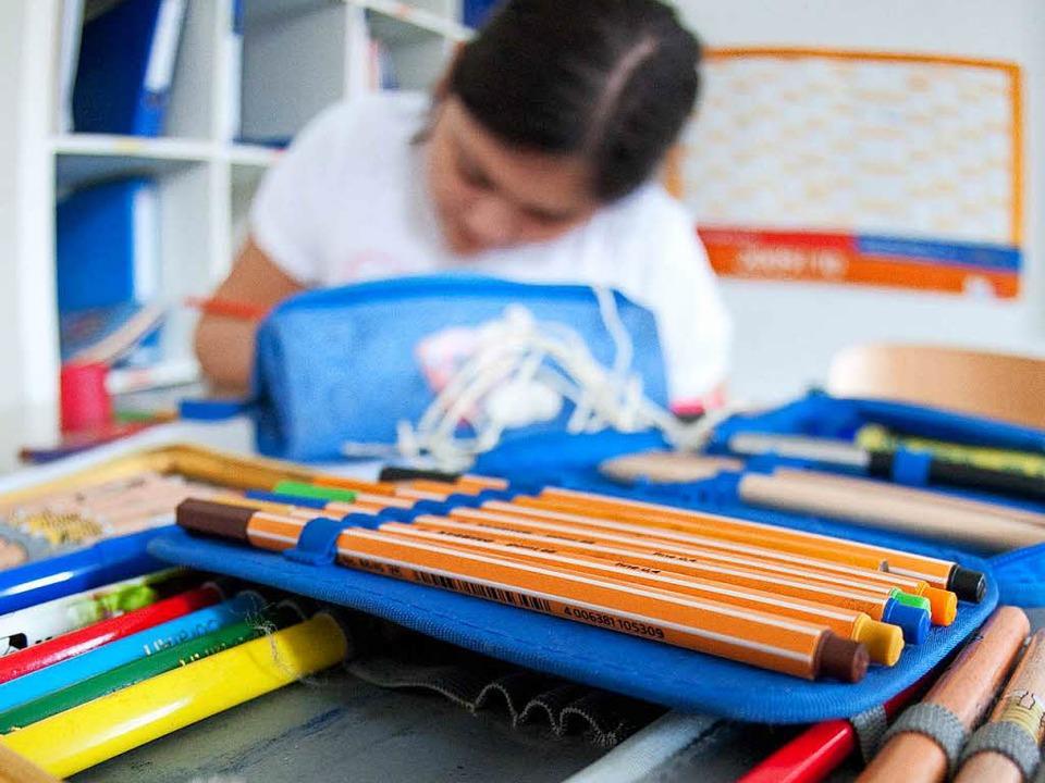 Die Landesregierung will die Förderung für Privatschulen erhöhen.   | Foto: DPA