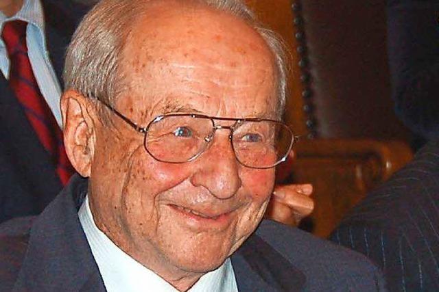 Basel: Peter Gloor ist gestorben