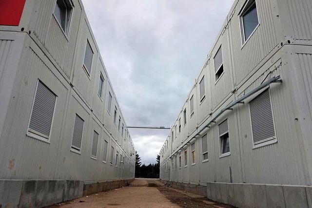 15 Wohnungen für 43 Flüchtlinge in Lahr
