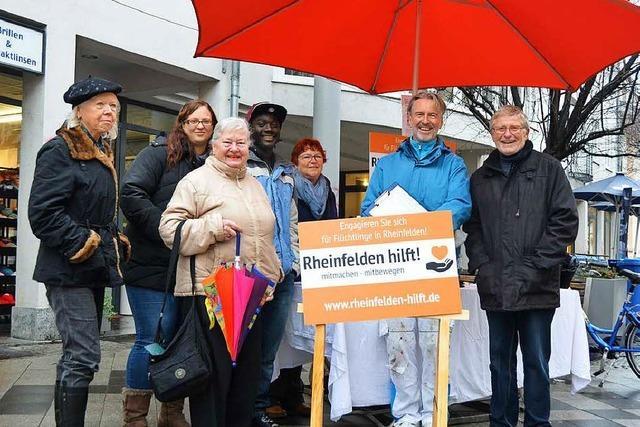 200 unterschreiben für Rheinfelder Flüchtling