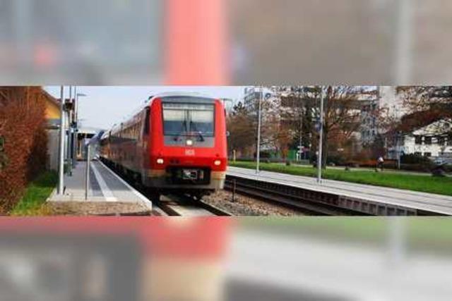 Elektrifizierung der Hochrheinstrecke