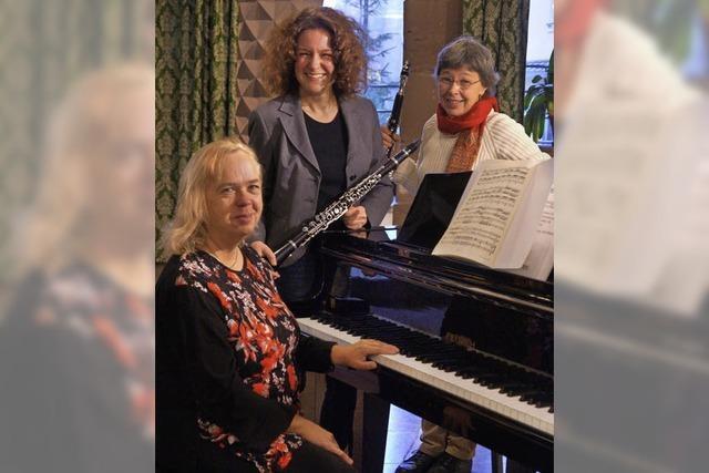 Trio Concertant in Endingen
