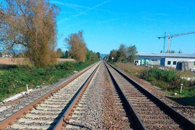 Kreis Lörrach: EU fördert Ausbau der Hochrheinbahn