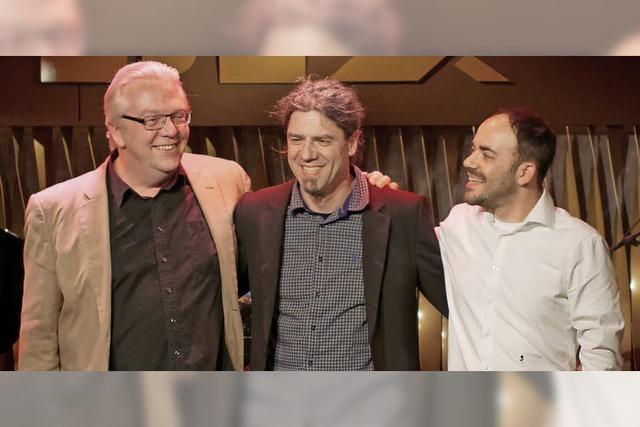 Matthias Daneck Trio im Lörracher Jazztone