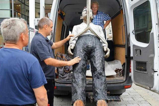 Balkenhol in Lörrach: Vermisstenfall mit Happy End