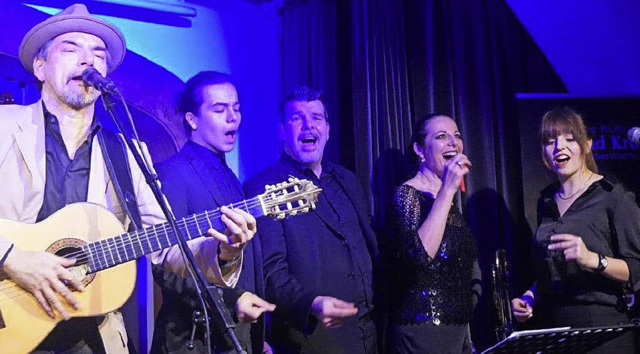 Prominente Verstärkung für die Moehrke...itarrist der Band Die Söhne Mannheims.    Foto: Freyer