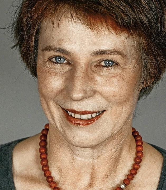 Brigitte Glaser     Foto: B. Ehrlich