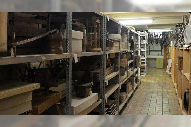 Lörracher Dreiländermuseum: Übergangslösung für das Depot gefunden