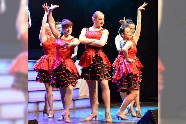 Burghof Lörrach: Reise durch die Welt des Musicals