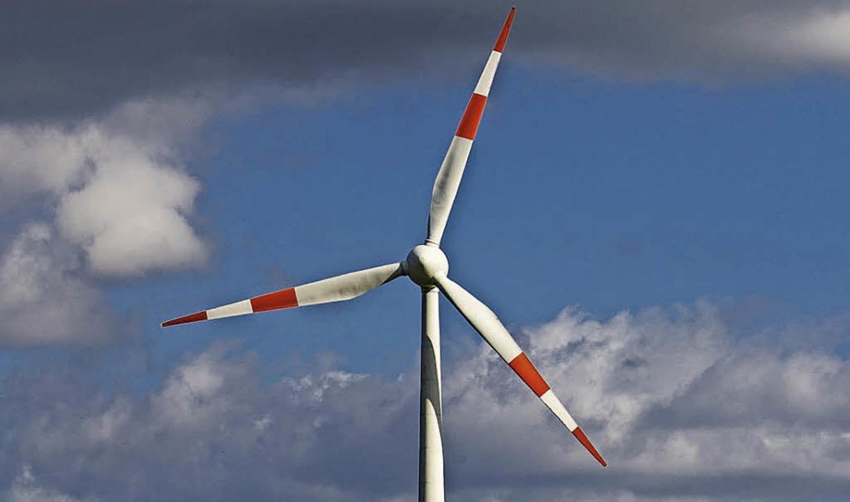 Der Windpark Hasel bleibt umstritten.   | Foto: Symbolfoto: dpa