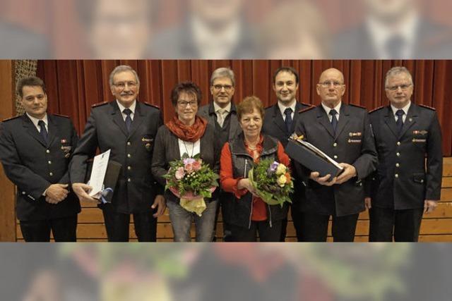 Rainer Dittes ist neuer Kommandant der Feuerwehr in Schallstadt