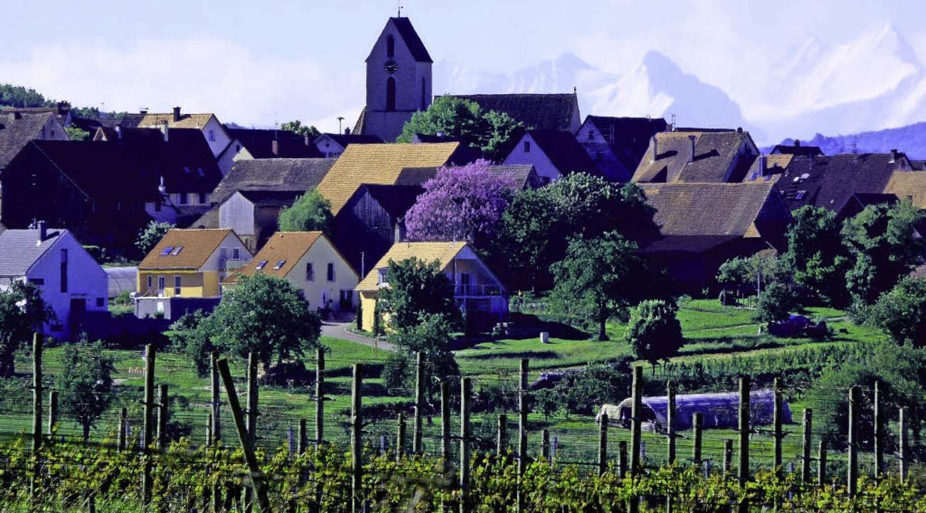 Ötlingen steht ein großes Jubiläumsfest ins Haus.   | Foto: Rösch