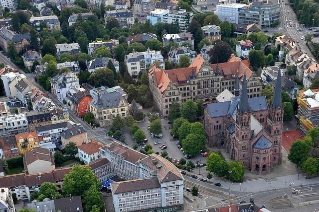Studierendenwerk zieht in die Basler Straße 2