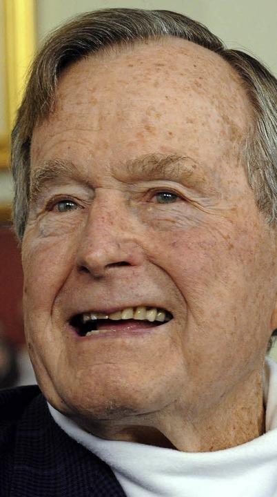 George Bush  | Foto: dpa