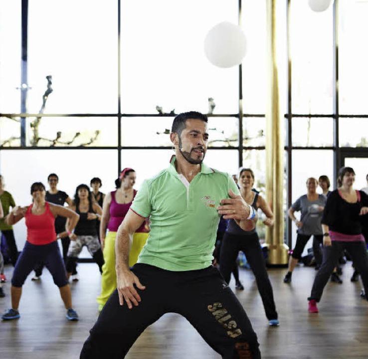 Line Dance     Foto: S. Pfruener