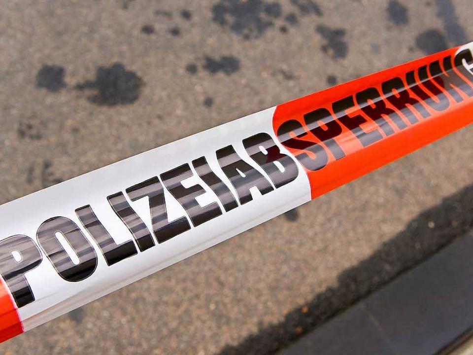 Die Polizei hat zwischen Heitersheim u...einen toten Mann im Sulzbach gefunden.    Foto: Fotolia
