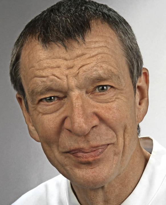 Rechtsmediziner  Klaus Püschel   | Foto: Anja Meyer