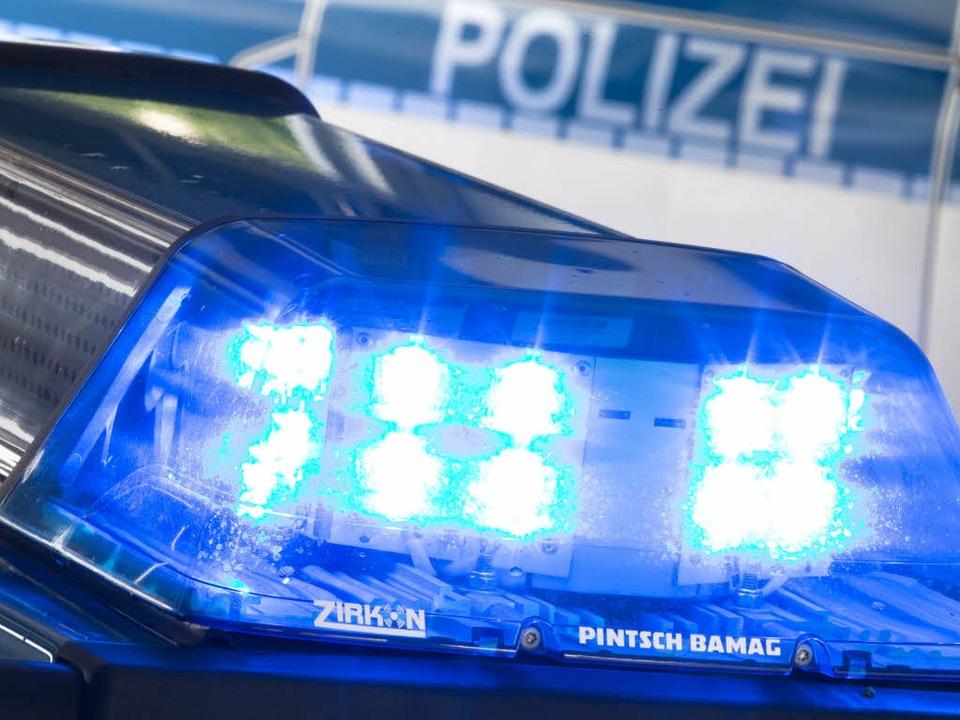Polizei im Einsatz (Symbolbild)  | Foto: dpa